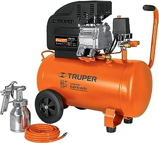 Truper COMP-KIT50, Kit de compresor 50 litros, manguera de P