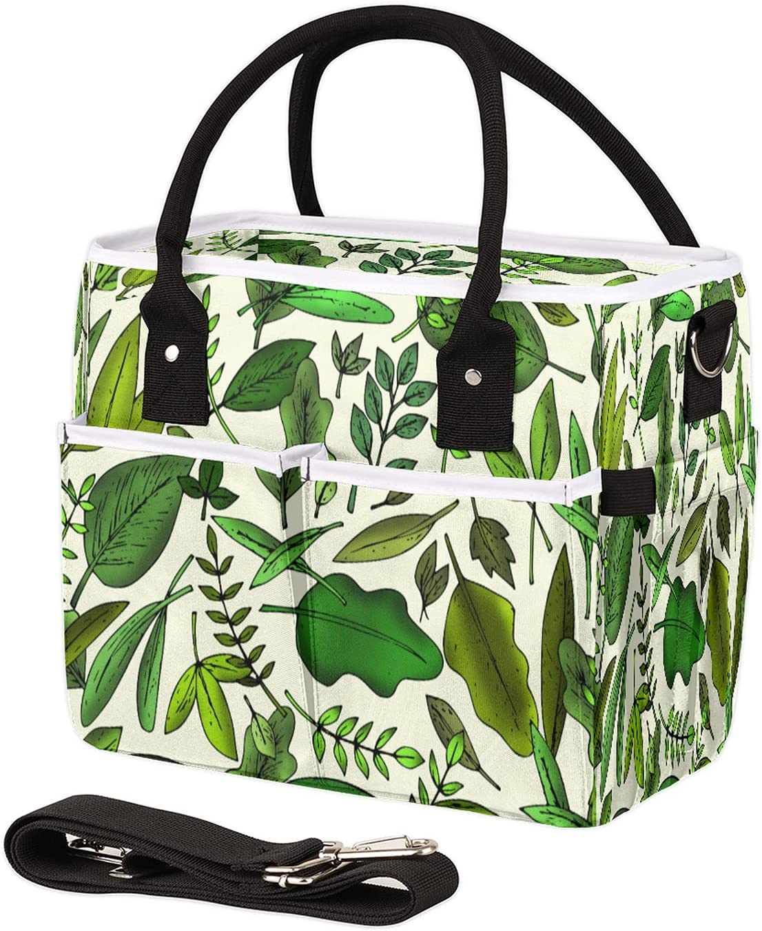 Award-winning store Insulated Lunch Bag for Women Leaves All stores are sold Tropical Leakproof Reus Men
