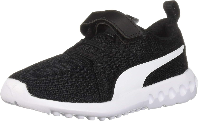 PUMA Unisex-Baby Carson 2 Hook and Loop Sneaker