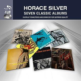 Horace Silver: Seven Classic Albums