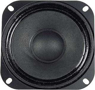 Visaton VS-M10/8 - Altavoces (Alámbrico, 80 W, 450 - 13000 Hz, 8 Ω, Negro)