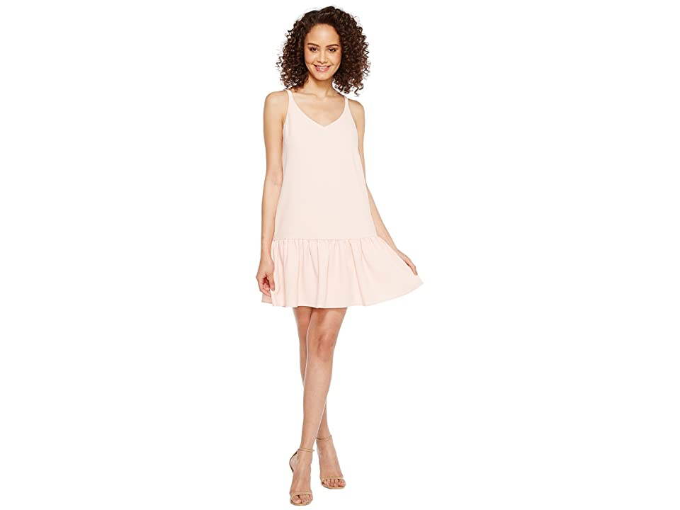 Trina Turk Conservatory Dress (Peach Cream) Women