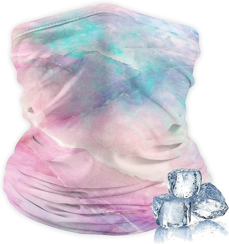 Men Women Face Mask Sunscreen Face Mask Multiuse Scarf Balaclava Shield Scarf