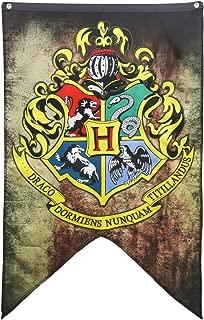 Harry Potter Hogwarts Wall Banner