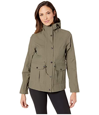 The North Face Zoomie Jacket (New Taupe Green) Women