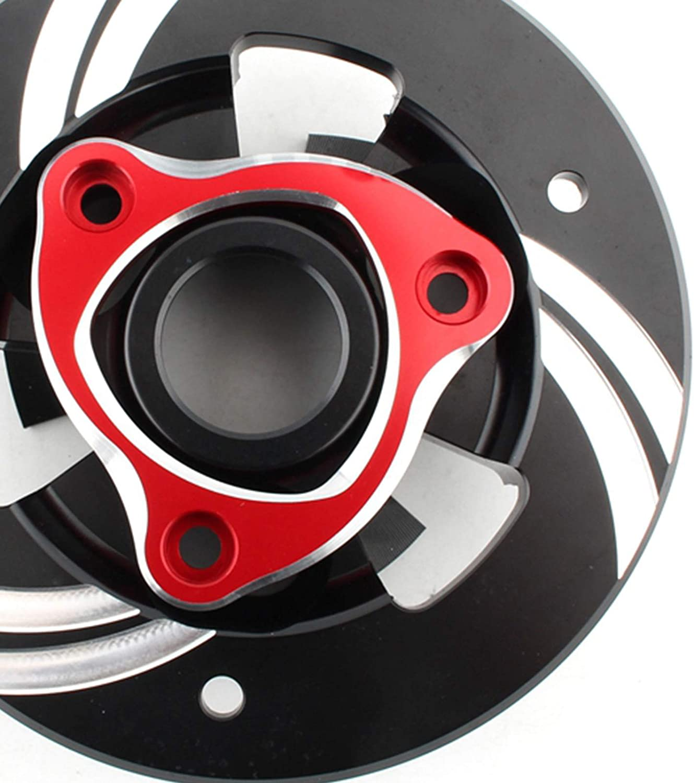 Rot TISHITA Kupplungsdeckel f/ür Motorradmotoren f/ür Ducati 1199 Panigale S Tricolore