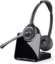 Auriculares inalámbricos DECT biauriculares KX-T7668 de Panasonic