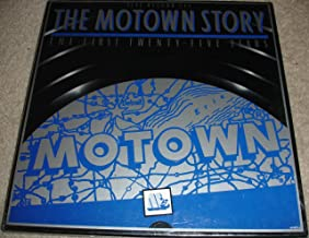THE MOTOWN STORY THE FIRST 25 YEARS FIVE RECORD SET