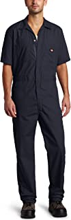 Men's Short-Sleeve Coverall