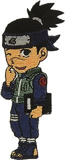 Naruto Iruka Super Deform Patch Miniature Novelty Toys,,