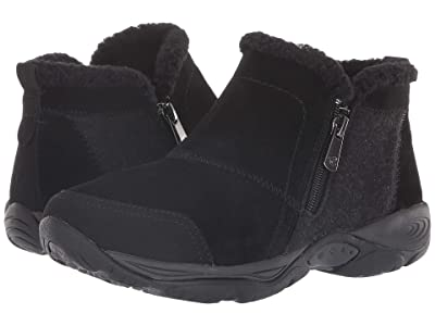 Easy Spirit Embark (Black/Black/Dark Grey68/Black) Women