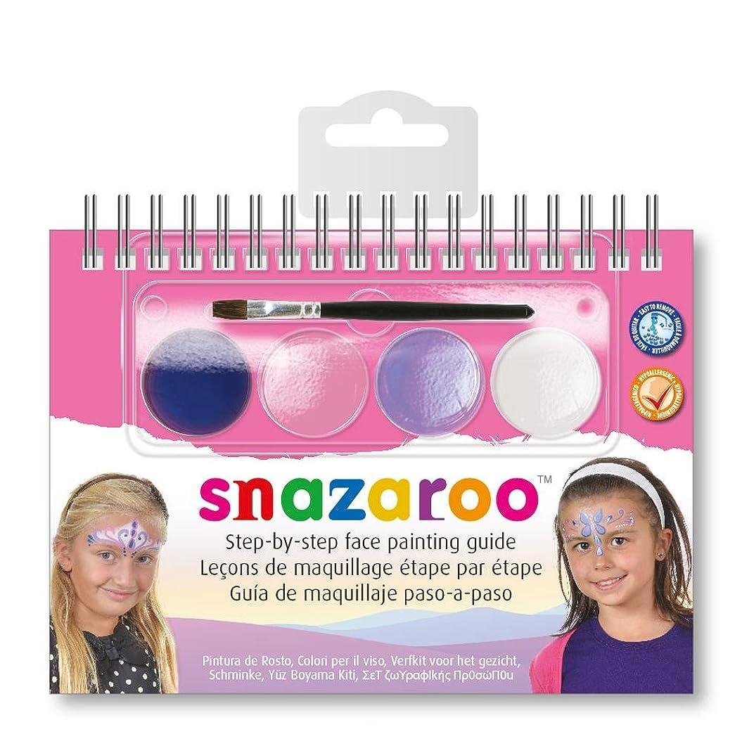 Snazaroo Princess Step-by-Step Face Painting Set