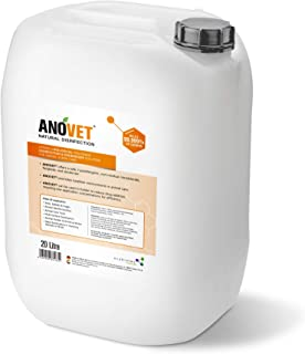 Anovet Natural Disinfection 20L Concentrated
