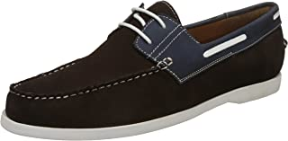 BATA Men's Trenton Boat Shoes