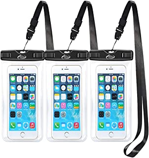 AiRunTech Waterproof Dry Bag and Waterproof Cell Phone Bag for Outdoor Water Sports, Boating, Hiking,Kayaking,Fishing