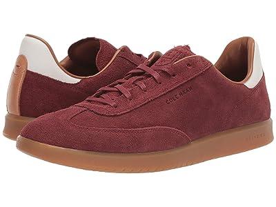 Cole Haan Grandpro Turf Sneaker (Mahogany Suede) Men