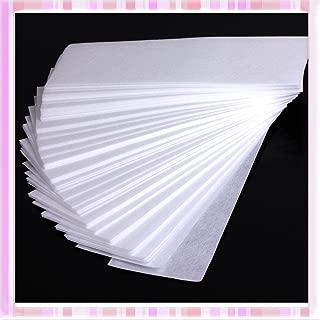 GREEN FABWOOD Professional Leg Hair Removal Wax Strip Paper Depilatory Nonwoven Epilator B0221 (ZZZ)