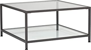 Studio Designs Home 71030 Camber Modern Square Coffee Table 30