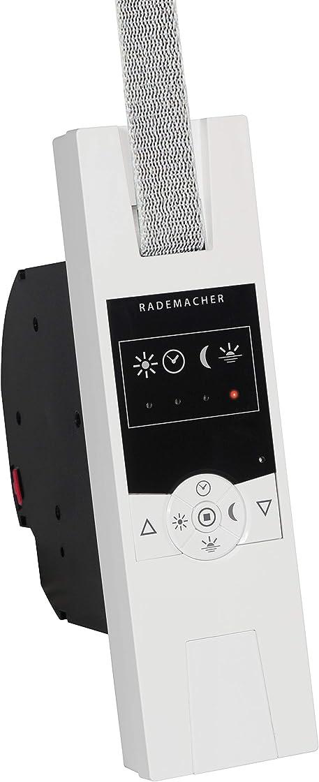 rademacher avvolgitore tapparelle elettrico radio rollotron standard duofern 1400-uw per tapparelle fino 45 kg (6 m²) 14234511