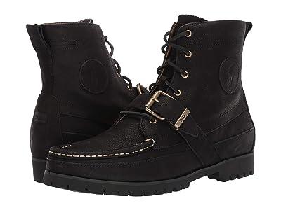 Polo Ralph Lauren Ranger (Black Leather) Men