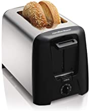 hamilton beach cool wall 2 slice toaster model 22614z