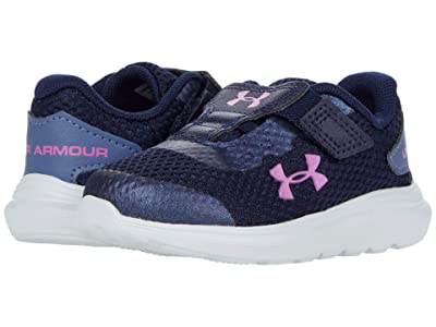 Under Armour Kids Surge 2 (Toddler) Girls Shoes