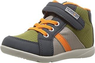 TSUKIHOSHI Kids' Grid Sneaker