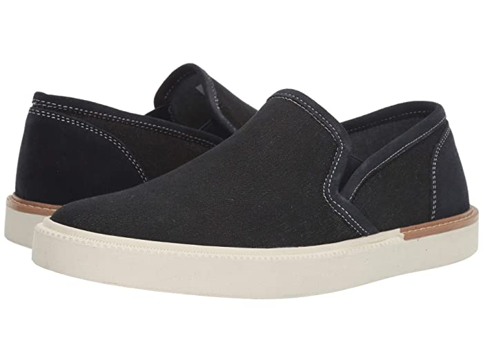 Lucky Brand  Decker (Dark Denim) Mens Slip on  Shoes