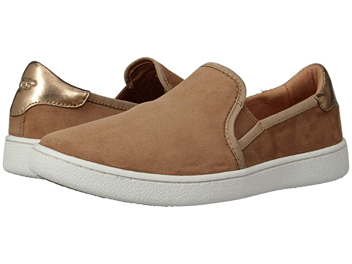 Shopping Special: UGG Women's Cas Fashion Sneaker,Chestnut