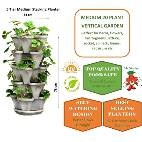Vertical Gardening System: Amazon com