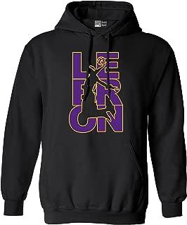 Beach Open Lebron Fan Wear 23 Los Angeles LA Basketball DT Sweatshirt Hoodie