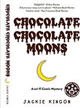 Chocolate Chocolate Moons: Science Fiction Comic Mystery