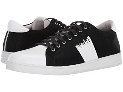Blackstone Low Sneaker RM33 (Black/White) Men