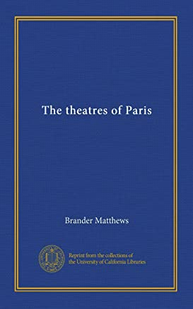The theatres of Paris