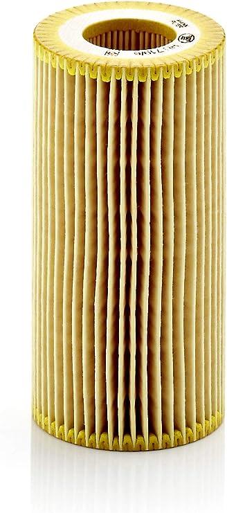 Original Mann Filter Ölfilter Hu 719 6 X Ölfilter Satz Mit Dichtung Dichtungssatz Für Pkw Auto