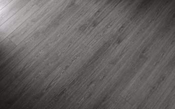 "Modin Rigid Luxury Vinyl Plank Flooring, Click, 40 Mil Wear Layer, Hafren, 12"" Cut Sample"