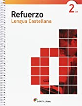 CUADERNO REFUERZO LENGUA CASTELLANA 2 ESO - 9788468086606