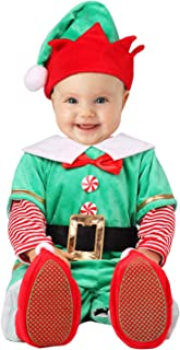 Toddler Baby Infant Leprechaun Elf Christmas Dress up Costume Outfit