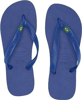 85178ccb1a80 Havaianas USA Logo Sandal at Zappos.com