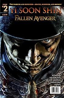 Yi Soon Shin: Fallen Avenger #2