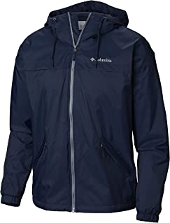 Columbia Men's Oroville Creek Lined Jacket, Water Resistant, Adjustable
