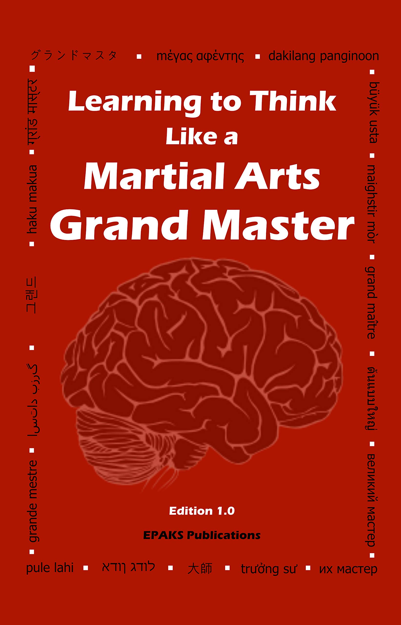 Learning to Think Like a Martial Arts Grand Master (English Edition)