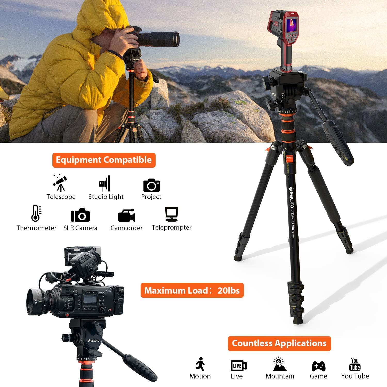 Amazon Com Geekoto At24vid Cameraman