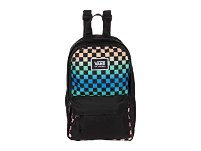 Vans Bounds Backpack (Gradient Check) Backpack Bags