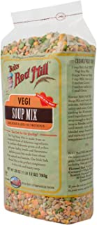 Bob's Red Mill Soup Mix Vegi, 28-ounces (Pack of4)