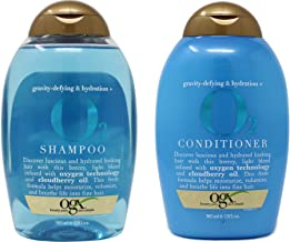 Ogx ~ O2 Shampoo and Conditioner Set 13 oz~