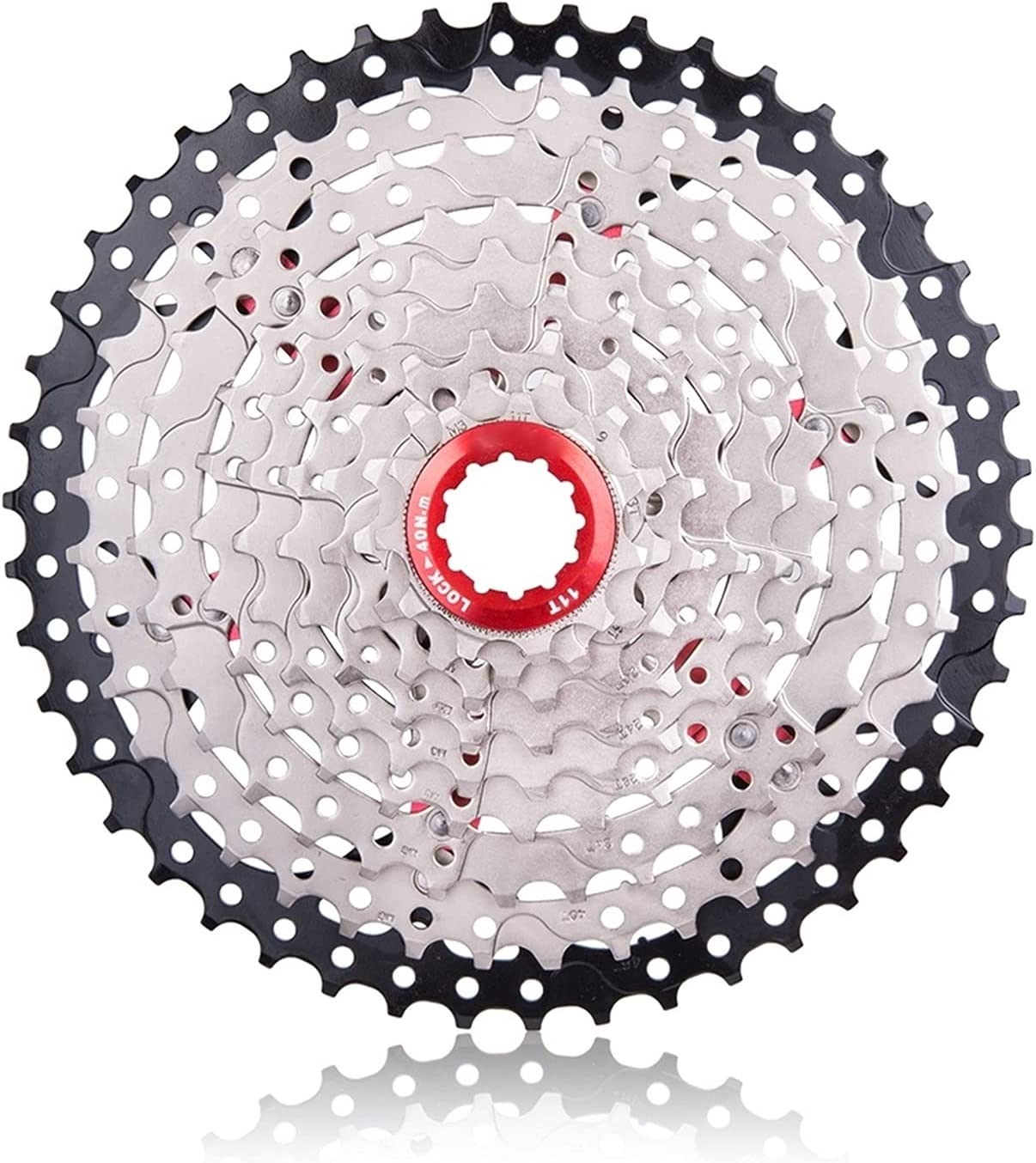 XCSM Mountain Bicycle 9 Speed 11-46T Max 67% OFF Bike Cassette 9S Sp Regular dealer 46T MTB