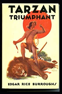 Tarzan Triumphant (Tarzan #4) Annotated