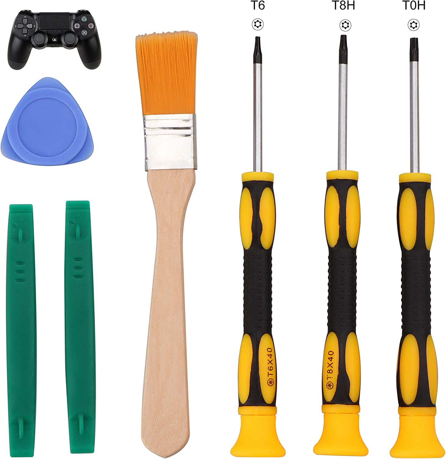 T6 T8 T10 Screwdriver Tool Set 360 Same day shipping Controller Ranking TOP19 for Xbox One