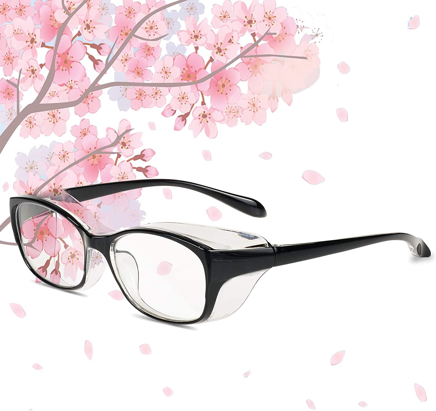 Safety Excellent Glasses NEW before selling Goggles Anti Protective Pollen Eyewear Fog